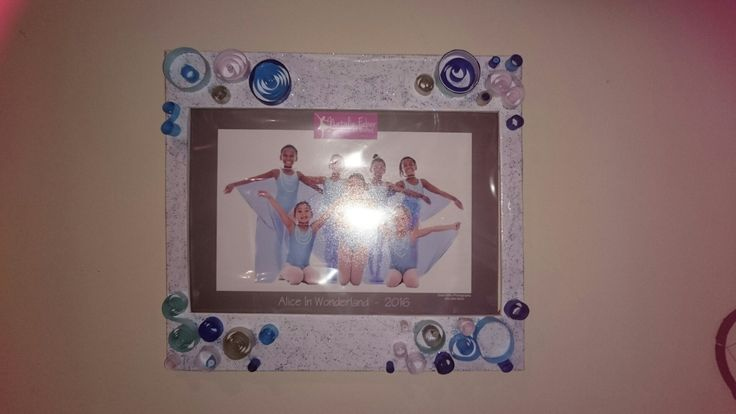 Cardboard, quill, quilling, frame
