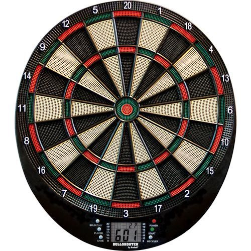 Arachnid Bullshooter Volt Electronic Dartboard Black - Indoor Games And Tables, Darts at Academy Sports