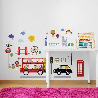 Veggdekor til barn Kunsttrykk hos AllPosters.no