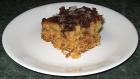 Debbi Does Dinner... Healthy & Low Calorie: Chocolate Coconut Cream Amish Friendship Bread or Cake