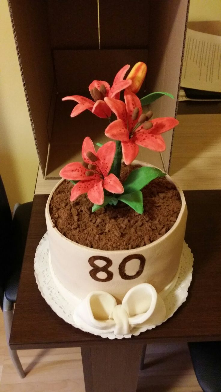Best 25 80th Birthday Cakes Ideas On Pinterest Harry