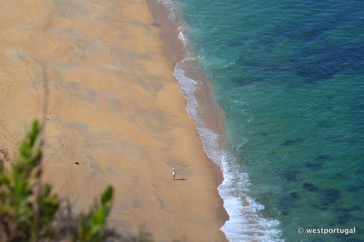 Praia Gralha. São Martinho do Porto