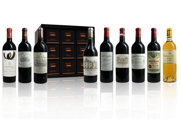 Caisse Duclot Bordeaux 2007 #vin #gastronomie #luxe