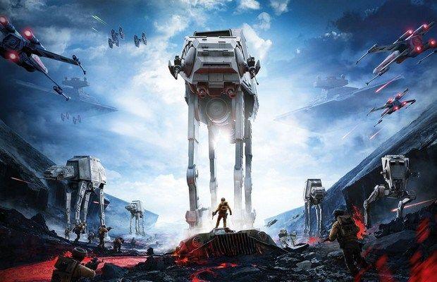 Gamescom 2015: Star Wars Battlefront Light vs Dark Trailer