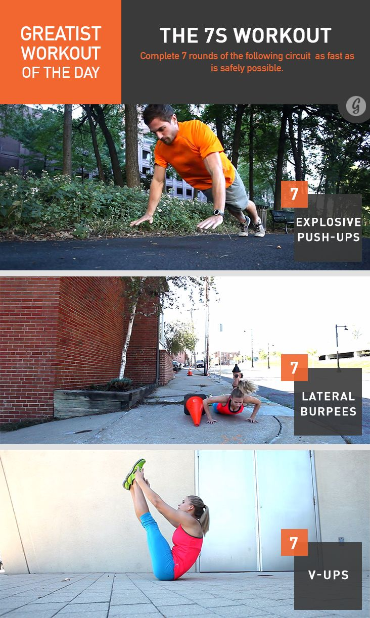 Forum on this topic: Greatist Workout of the Day: Tuesday, December , greatist-workout-of-the-day-tuesday-december/