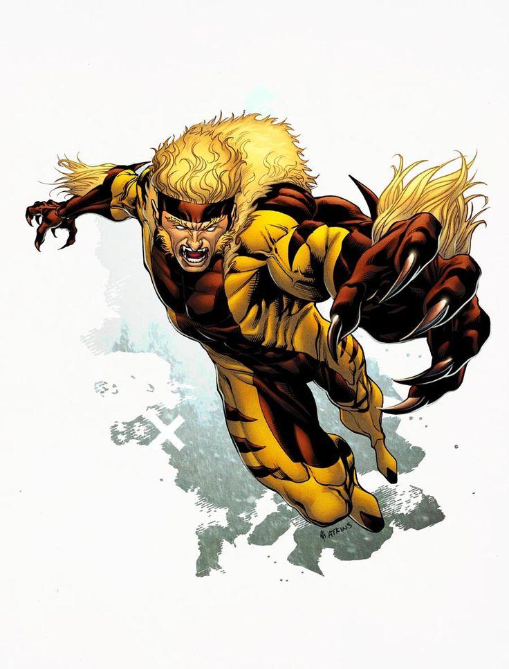 45 best Mutant: Sabertooth - Marvel images on Pinterest ... X Men Origins Sabretooth Comic