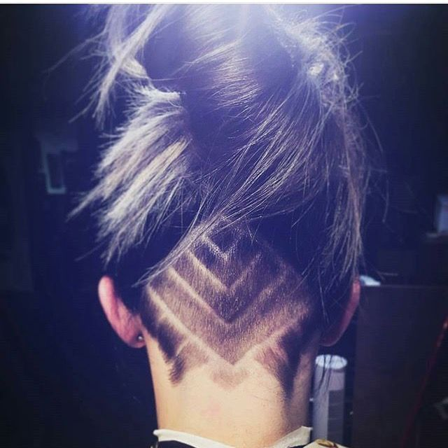 different types of hair styles for best 25 nape undercut ideas on undercut hair 7883