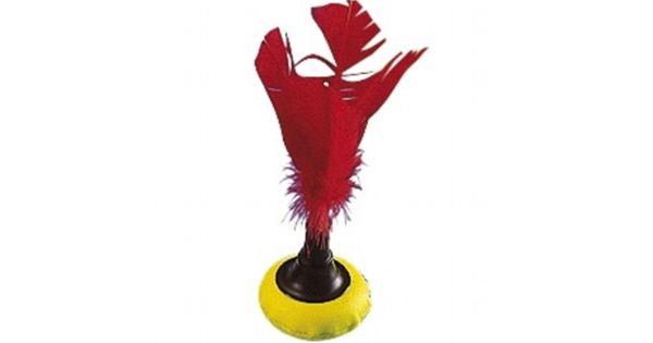 Indiaca Turneringfjærballkan lett tilpasse seg skiftende vindforhold ved å endre vekten.  Vekten er justerbar fra ca 45-65 gram.