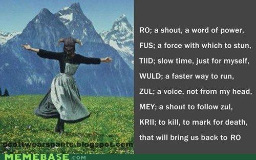 Funny Elder Scrolls