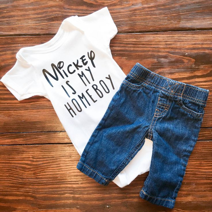 Baby Shower Gift Mickey is my homeboy Disney Baby Boy Bodysuit Baby Clothes Baby Boy Outfit Infant Clothing Toddler Outfit by YoungLoveCreations on Etsy https://www.etsy.com/listing/269571294/baby-shower-gift-mickey-is-my-homeboy