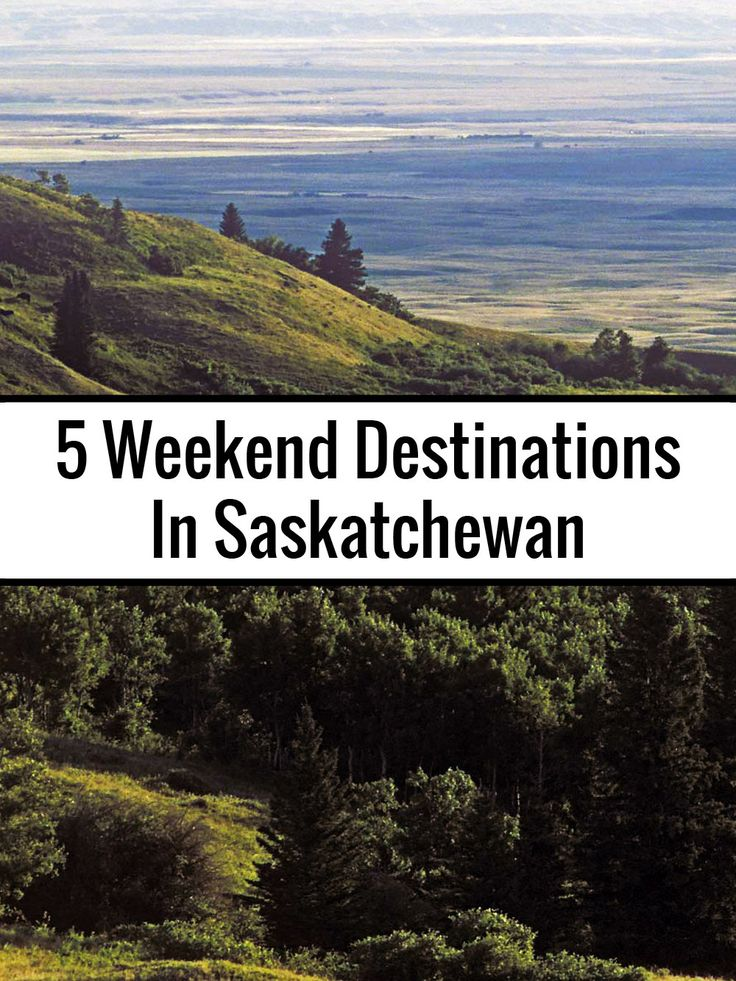 5 Weekend Destinations In Saskatchewan · Kenton de Jong Travel - The past few weeks have been really busy for me, with a lot more time at the office and a lot less time travelling. Thankfully, the weekend is just...