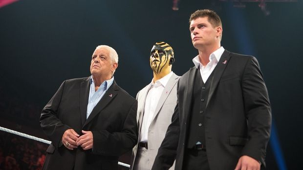 Cody Rhodes and Trevor Lee wrestled at a Pro Wrestling Guerrilla event on Saturday night and things took a turn when Dusty Rhodes was mentioned.
