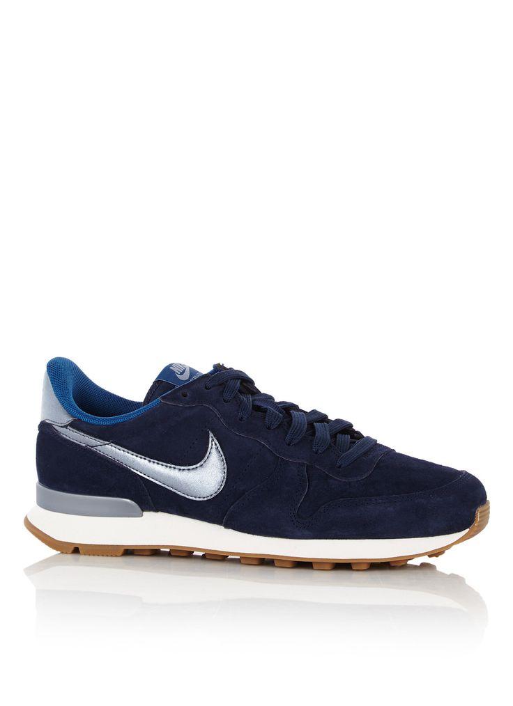 Nike Schoenen Witte Zool
