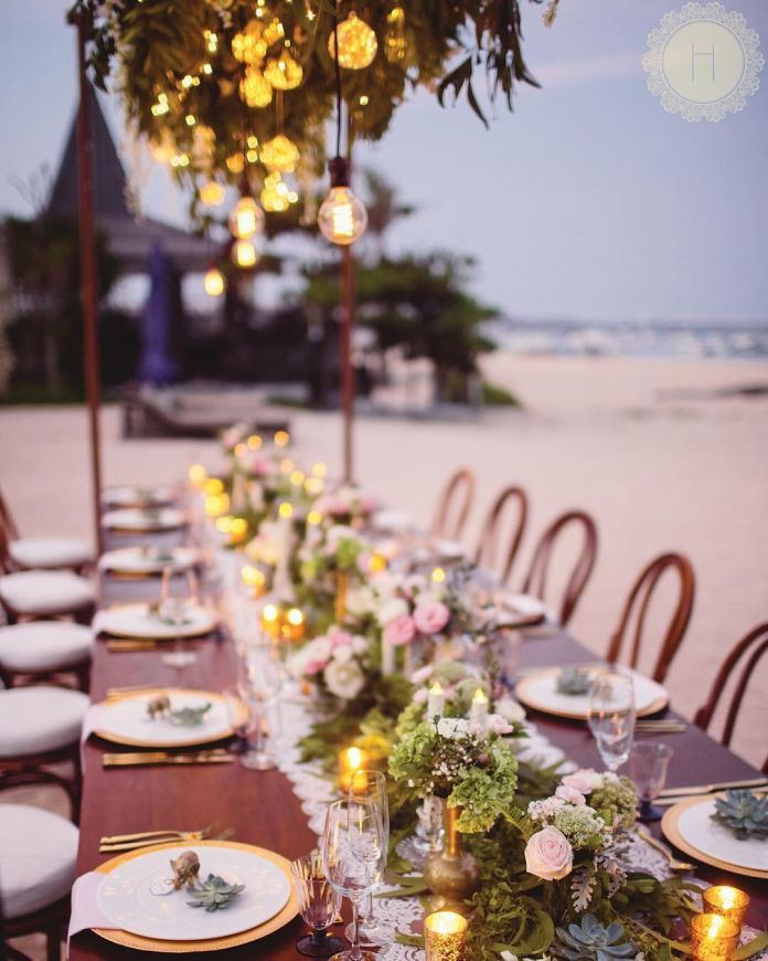1146 best wedding decorations images on pinterest wedding decor beach wedding decoration ideas styled shoot in tanjung benoa by butter bali http junglespirit Image collections