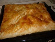 Одно из самых вкусный блюд греческой кухни! источник Кулинария: вкусные рецепты КУБИТЕОдно из самых вкусный блюд греческой кухни!1) слоеное тесто.2) курица. Курицу порезать на кусочки, посолить, поперчить по вкусу.3) картофель. По…