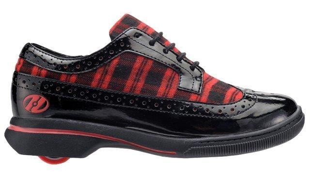Деловой стиль школьницы обувь