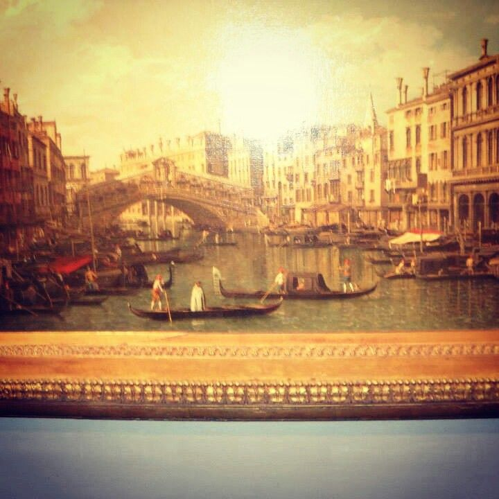 Canaletto in pinacoteca Perugia