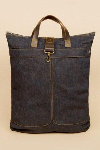 Bleu de Paname - denim bag-love it