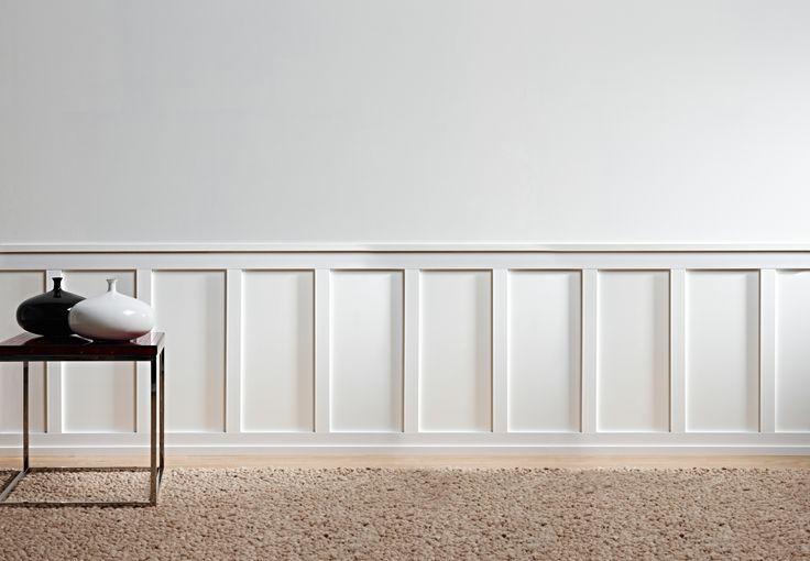 orac decor multifunctional profiles used for panelling - ref px164, Innenarchitektur ideen