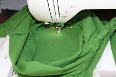 How to applique ready to wear t-shirts (a picture tutorial)