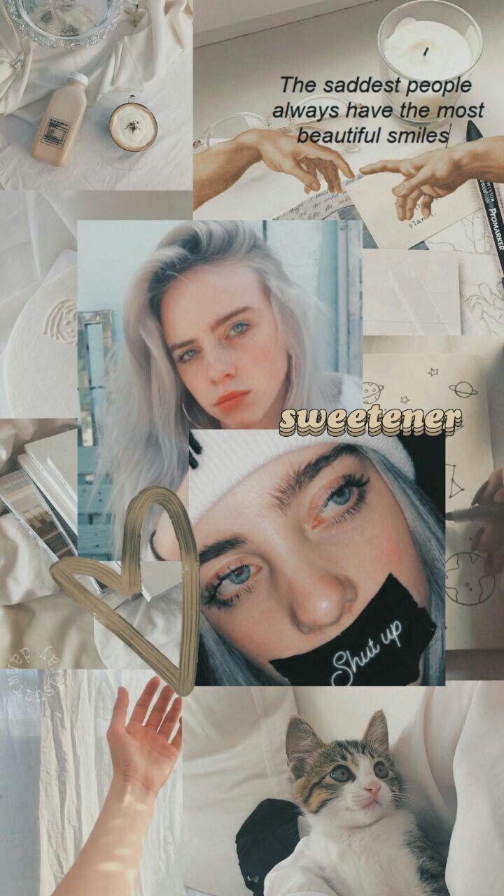 𝔗𝔥𝔢 𝔟𝔬𝔬𝔱𝔩𝔢𝔤 𝔤𝔦𝔯𝔩 Billie Eilish Billie Aesthetic Wallpapers