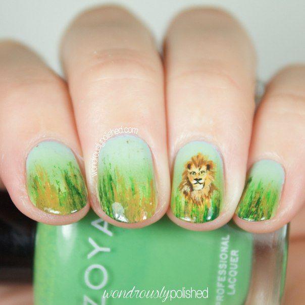 25 best Uñas Artísticas - Nails Art images on Pinterest | Uñas ...