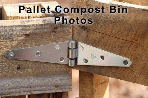 Pallet Compost Bin Plan - GF Video