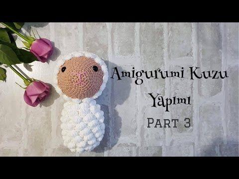 amigurumi kırmızı başlıklı kız bölüm 1/ amigurumi red riding hood part 1 - YouTube