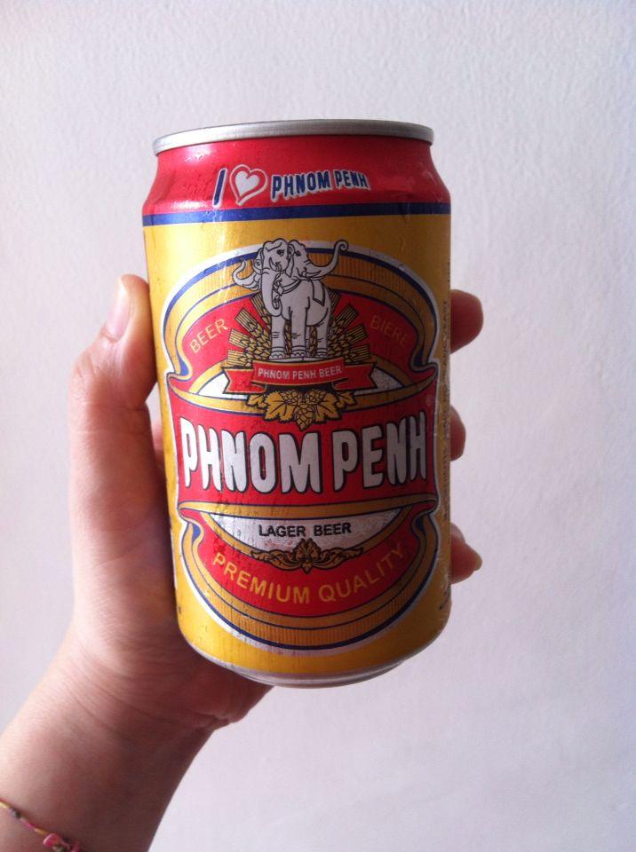 Cambodia Beer  I ❤️ Phnom Penh   #lagerbeer #beer