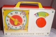 Fisher Price Hickory Dickory Dock