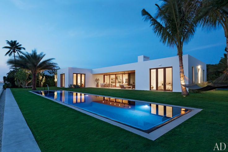 Kelly Klein's Palm Beach Home : Architectural Digest