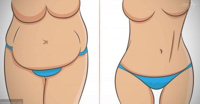 Napój odchudzający. Nadmiarowe kilogramy w okolicach talii to bardzo powszechny problem. Nie tylko wyglądają nieestetycznie, ale często są również niewygodne.    Powodem dodatkowych centymetrów w talii może być tłuszcz trzewny. Odkłada się on na narządach, aby chronić je przed
