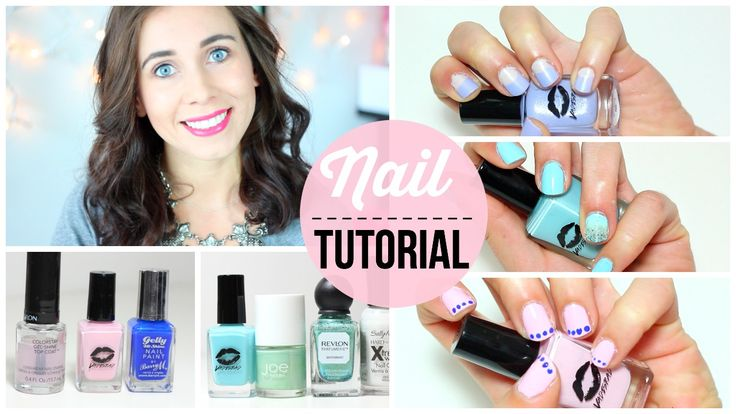 WATCH our trending #NAIL video tutorials right now!