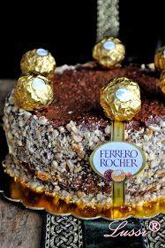 Raffaelo Cake