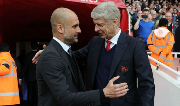 Man City boss Pep Guardiola reveals the private conversations he's had with Arsene Wenger    via Arsenal FC - Latest news gossip and videos http://ift.tt/2CjoFLX  Arsenal FC - Latest news gossip and videos IFTTT