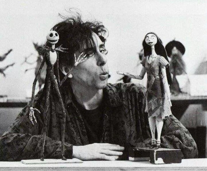 Tim and his Nightmare dolls