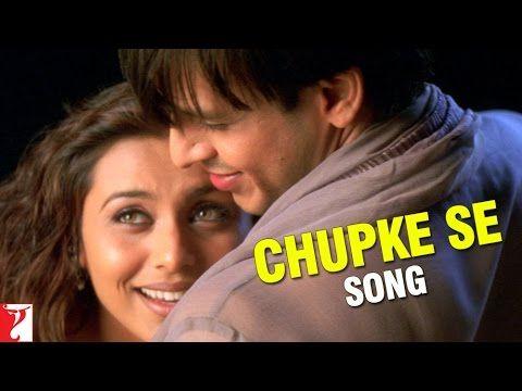 Chupke Se - Full Song - Saathiya - YouTube