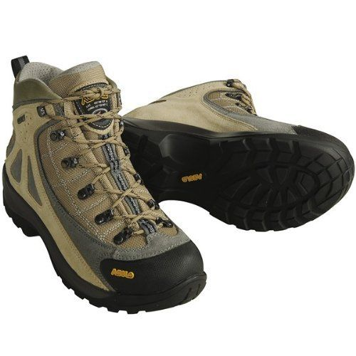 0419d3f9571 Asolo FSN 70 Gore-Tex® Hiking Boots - Waterproof (For Women) in  Donkey Tortora - ranked best backpacking boots by Backpacker magazine