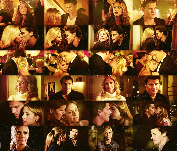 buffy and angel relationship episodes