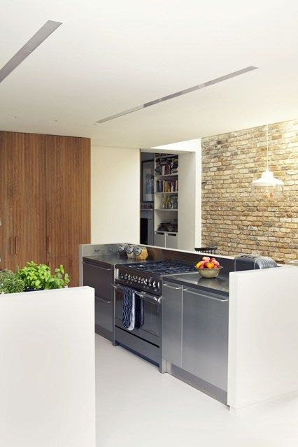 Best 25 Kitchen Design Gallery Ideas On Pinterest Black Kitchens Contemporary I Shaped