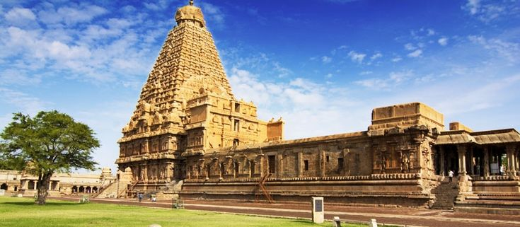 Dravidian architecture, Great Living Chola Temples