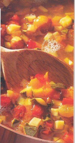 Zucchini-Paprika-Aprikosen-Relish Rezept | Dr. Oetker
