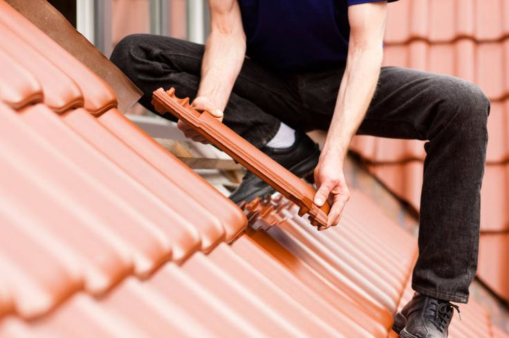 Tiled Roofs in Fife & Perth