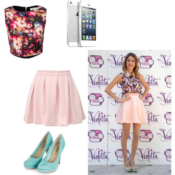 17 Best Images About Violetta Styles On Pinterest Woman Clothing Outfit Sets And Kenneth Jay Lane