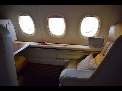 Video: Um 600 Euro Thai First von Bangkok nach Paris - http://youhavebeenupgraded.boardingarea.com/2017/11/video-um-600-euro-thai-first-von-bangkok-nach-paris/