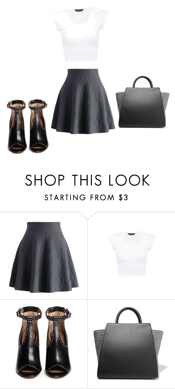 """""""Untitled #1"""" by tinistoessel2 ❤ liked on Polyvore featuring interior, interiors, interior design, home, home decor, interior decorating, Chicwish, Givenchy and ZAC Zac Posen"""