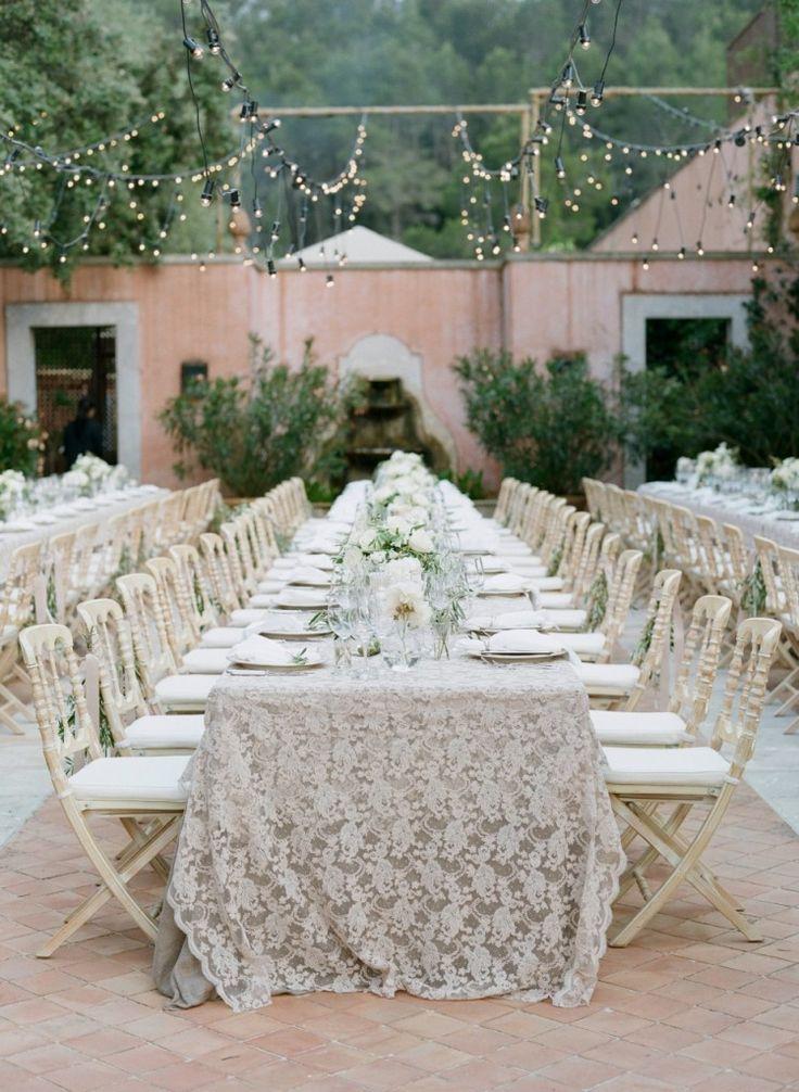 Tablescape-- Photo Credit Elizabeth Messina  Curtis Stone Wedding | Lisa Vorce CO
