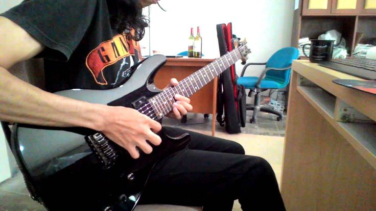 Cowboys From Hell Solo Cover