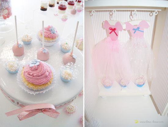 tutu baby shower ideas ballerina party ideas by liliana via baby shower ideas and shops #babyshowerideas4u #babyshowerideas