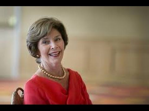 Laura Bush on First Lady Salary C SPAN
